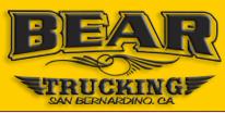 Bear Trucking